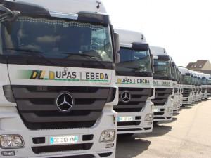 Camions Dupas Lebeda